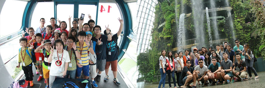 Singapore Excursion