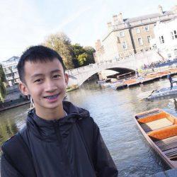 Visa Cambridge